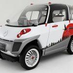 夢の水陸両用車が現実の世界へ。「FOMM Concept One」