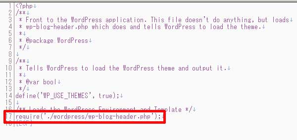 WordPress URL 非表示