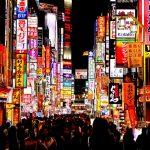 夜の消費が落ち込む。日本