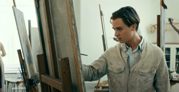 ある画家の数奇な運命