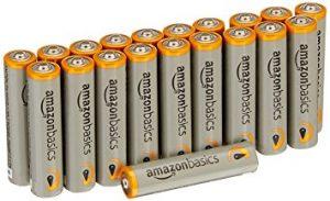 Amazon乾電池