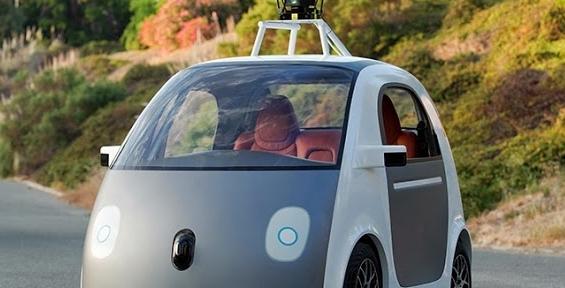 Google自動運転カー