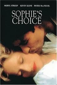 哲学的すぎて後に残らない「ソフィの選択」