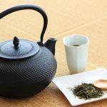 おいしいお茶が飲めるかも。日本茶マシーン