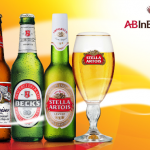 ビール業界の巨像。ABインベブって初めて聞いたよ。