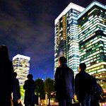 人口流入増でも経済力はダウン。どうした東京
