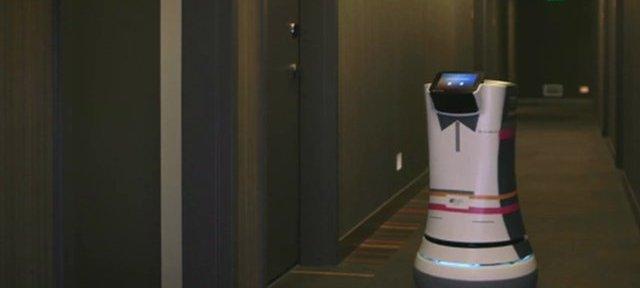 ロボット,デリバリー