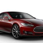 電気自動車の本命、日本上陸、テスラ・モデルS