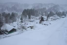 除雪した雪を有効活用。冷却サーバー