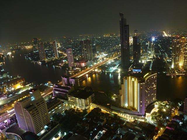 経済発展で生活に変化か。タイの今