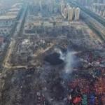 天津大爆発の後遺症
