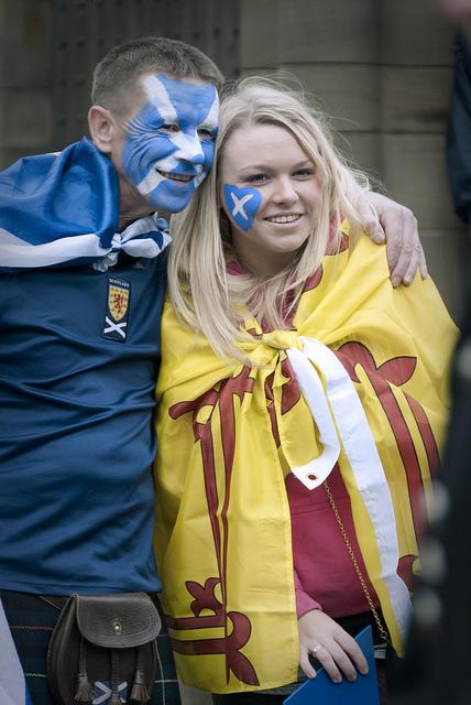 火種はくすぶるスコットランド独立