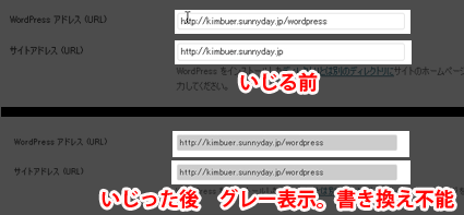 独自ドメイン,WordPress